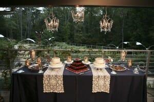 NC Botanical Gardens Wedding